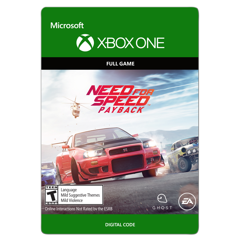 Need For Speed Payback (XBOX ONE) - лицензионный ключ