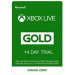 Подписка XBOX LIVE GOLD на 14 дней - XBOX 360/ONE/S/X