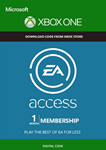 EA PLAY (ACCESS) 1 MONTH (XBOX ONE/GLOBAL)