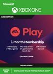 EA PLAY (ACCESS) 1 МЕСЯЦ (XBOX ONE/ВСЕ РЕГИОНЫ)