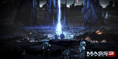 Mass Effect + Подарок за отзыв
