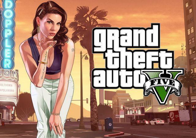 👍✅⭐ GTA V + Online (смена всех данных) + гарантия ⭐✅