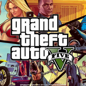 Grand Theft Auto V + GTA V Online + lefttime guarantee