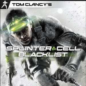 Tom Clancy´s Splinter Cell Blacklist Uplay + guarantee