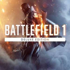 Battlefield 1 Deluxe Edition + lifetime warranty