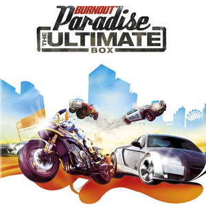 Burnout Paradise The Ultimate Box + гарантия