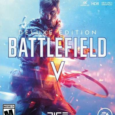 Battlefield V Deluxe Edition with warranty
