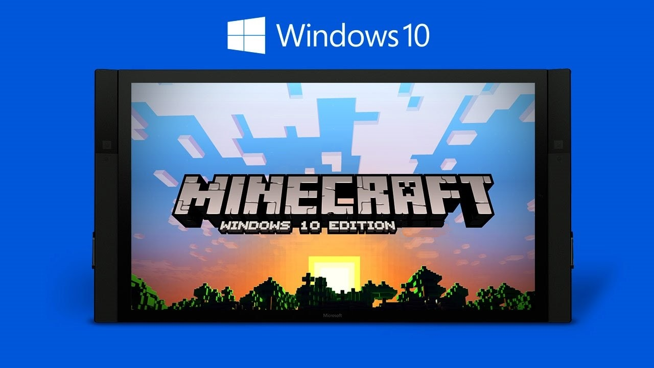 Minecraft Key Windows 10 Edition [Ключ / Официальный]