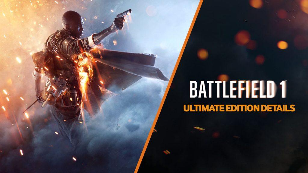 Battlefield 1 Ultimate Edition [PREMIUM| ]