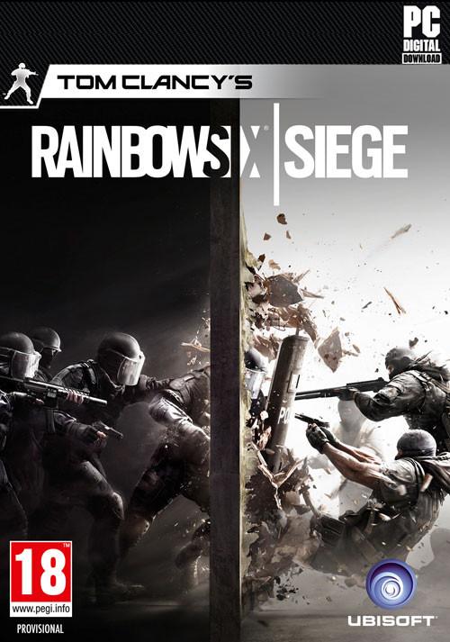 Tom Clancy's Rainbow Six Siege [uPlay + ГАРАНТИЯ]