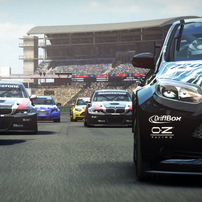 GRID Autosport - Steam Gift RU/CIS