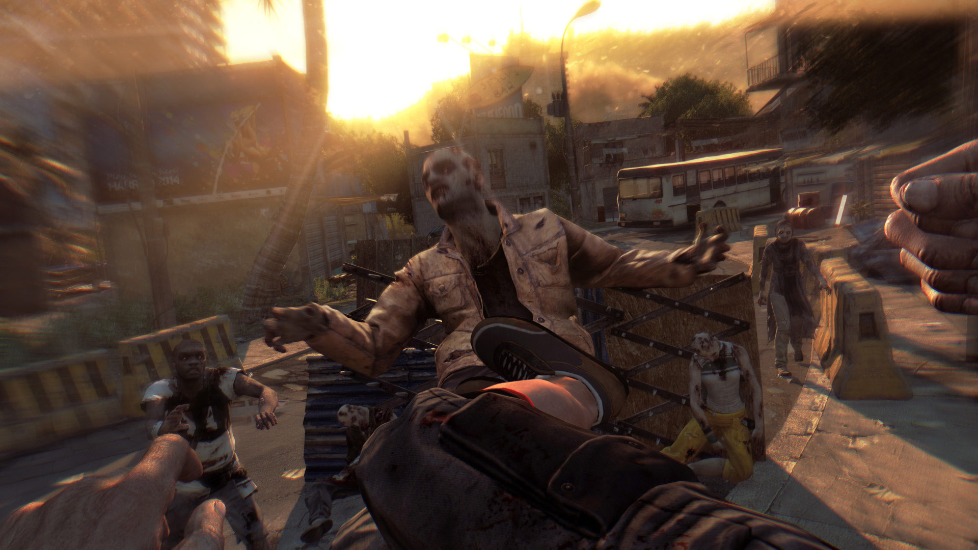 Dying Light  - Steam Gift RU/CIS