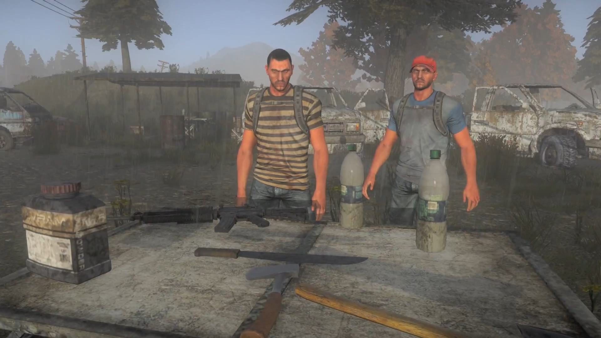 H1Z1 - Steam Gift RU/CIS