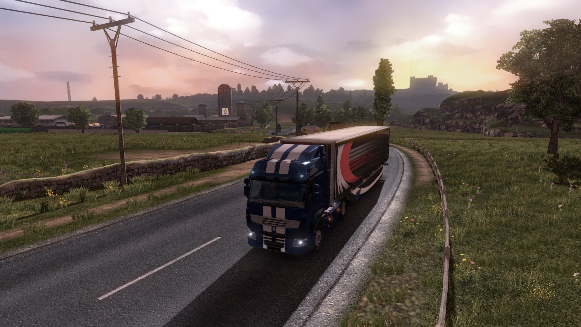 Euro Truck Simulator 2 - Steam Gift RU/CIS