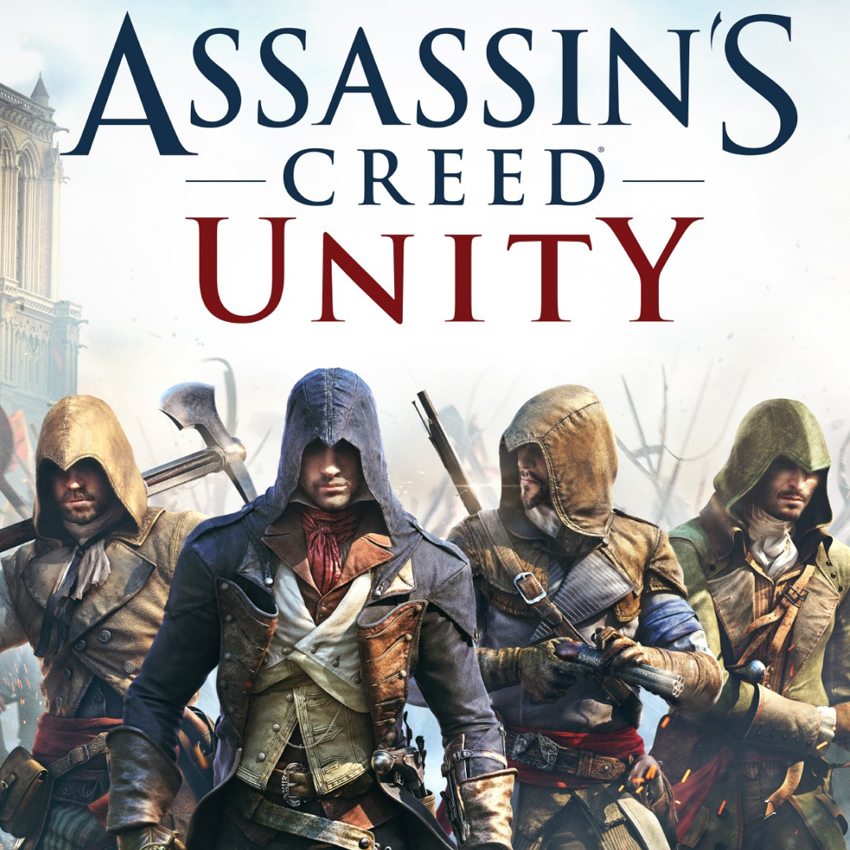 Assassin`s creed Unity (Uplay) + Бонус за отзыв.
