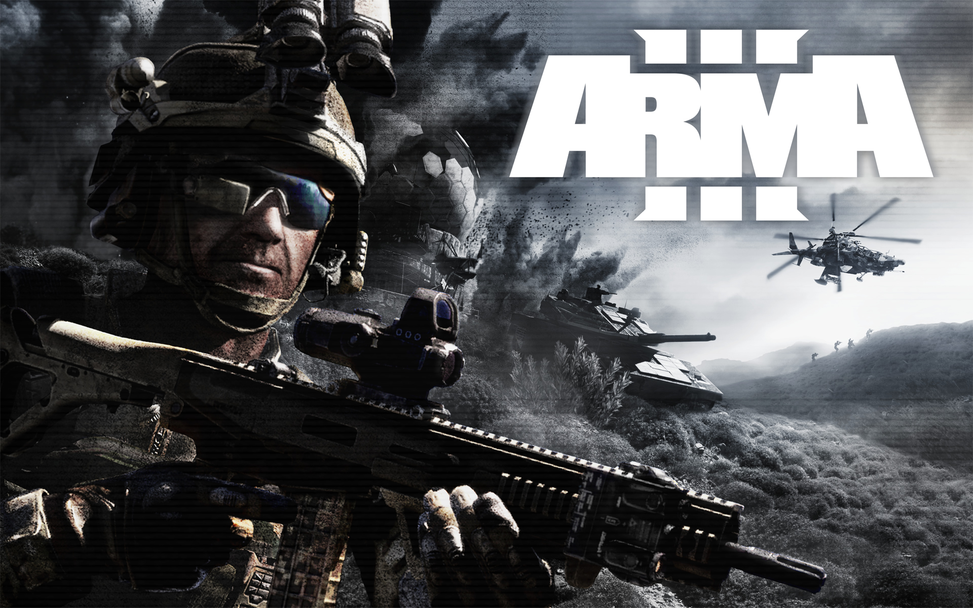 Arma 3 III - Steam Gift RU/CIS