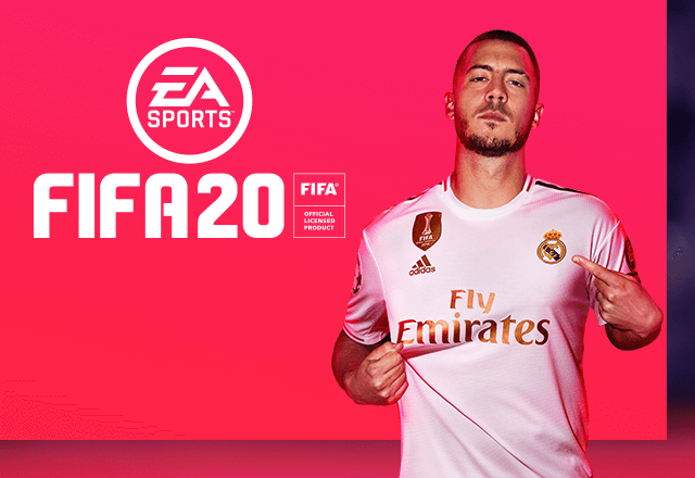 FIFA 20 Official key (GLOBAL) + GIFT