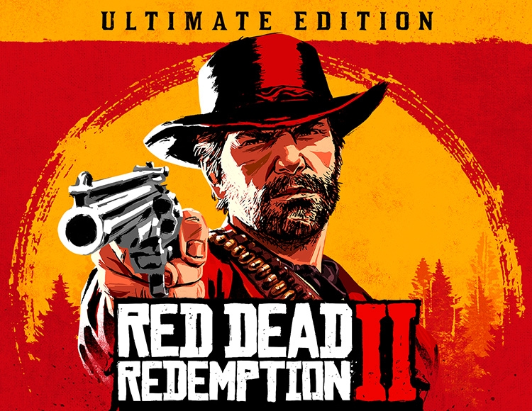 Red Dead Redemption 2 Ultimate + ONLINE + Bonus