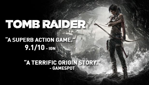 Tomb Raider GOTY (Steam ключ RU/UA/KZ/СНГ)