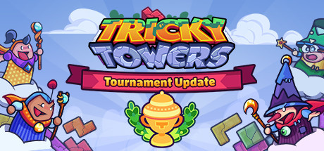 Tricky Towers Steam Gift (RU/CIS)