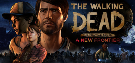 The Walking Dead: A New Frontier Steam Gift (RU/CIS)