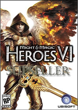 MIGHT & MAGIC HEROES VI RU,EN,REGION FREE+2DLC+DOWNLOAD