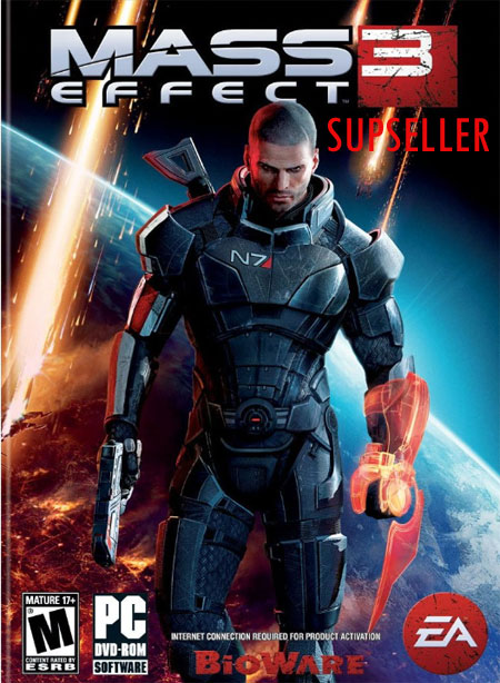 MASS EFFECT 3 DELUXE REGION FREE (ORIGIN) +10 DLC