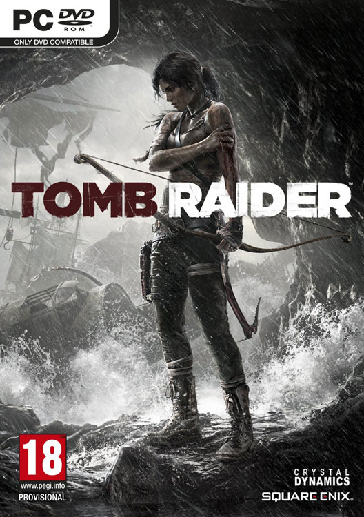 TOMB RAIDER STANDART - REGION FREE / MULTILANG (SCAN)