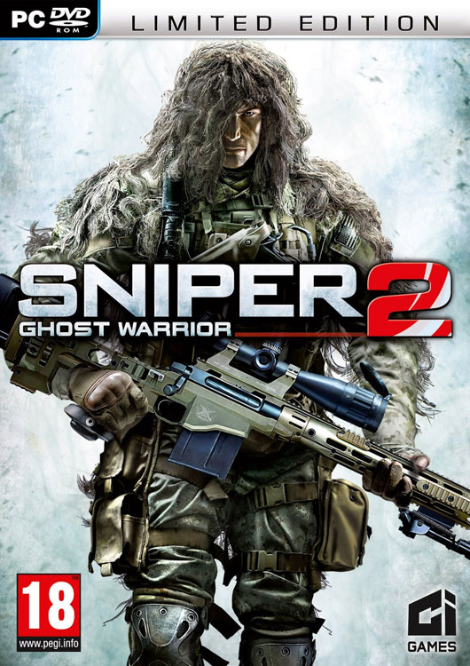 SNIPER GHOST WARRIOR 2 - LE REGION FREE / MULTILANG