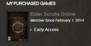 THE ELDER SCROLLS ONLINE  UNLIMITED + EXPLORER´S PACK
