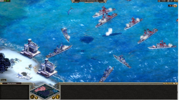 RISE OF NATIONS EXTENDED EDITION - STEAM GIFT - RU+CIS