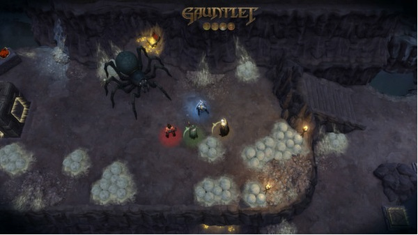 GAUNTLET - STEAM GIFT - (REGION RU + CIS)