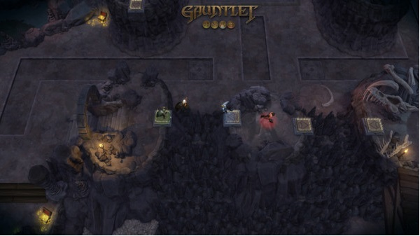 GAUNTLET - STEAM GIFT - (REGION RU+CIS)