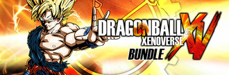 DRAGONBALL XENOVERSE Bundle Edition Steam/RU+CIS