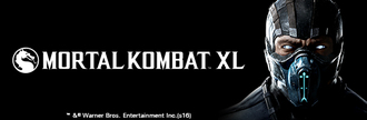 Mortal Kombat XL (Steam Gift/RU+CIS)