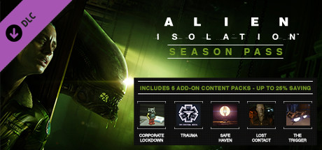 Alien: Isolation - Season Pass (Steam Gift/RU+CIS)
