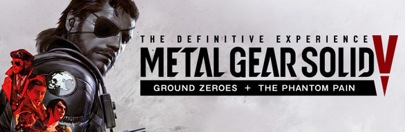 METAL GEAR SOLID V: The Definitive Experience Steam/RU