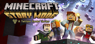 Minecraft: Story Mode A Telltale Games Series Steam/RU