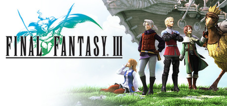 FINAL FANTASY III (Steam Gift/RU+CIS)