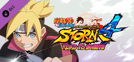 NARUTO STORM 4 : Road to Boruto Expansion Steam/RU+CIS