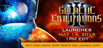 Galactic Civilizations III 3 (Steam Gift/Ru+CIS)