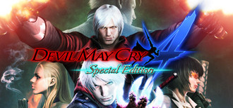 Devil May Cry 4 Special Edition (Steam Gift/Ru+CIS)