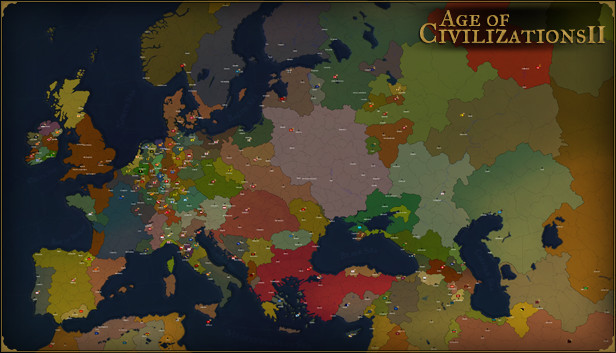 Age of Civilizations II Steam Gift / GLOBAL 2019