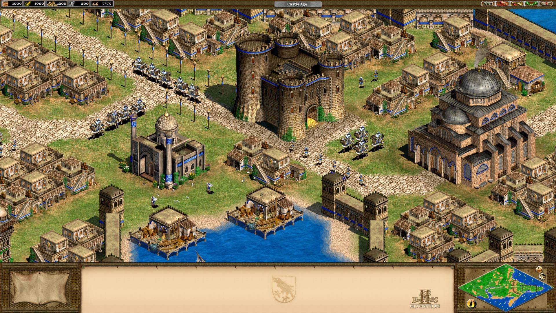 Age of Empires II HD Steam Gift / GLOBAL