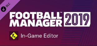 Football Manager 2019 In-Game Editor Steam Gift /RUSSIA