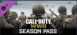 DLC Call of Duty: WWII - Season Pass Steam Gift /RUSSIA