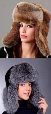 Pattern hats with earflaps