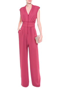 Pattern of women´s jumpsuit in three sizes 84-88-92