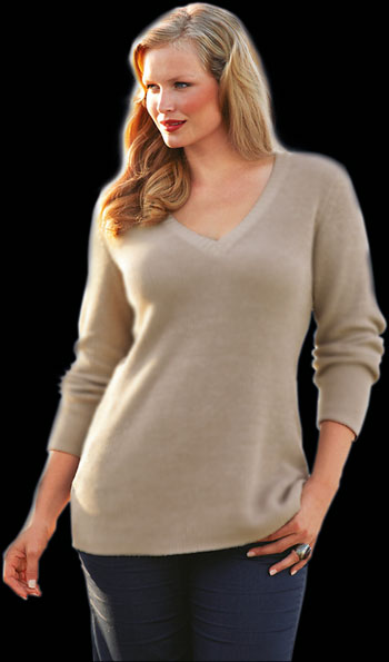 Ready pullover pattern for fat women