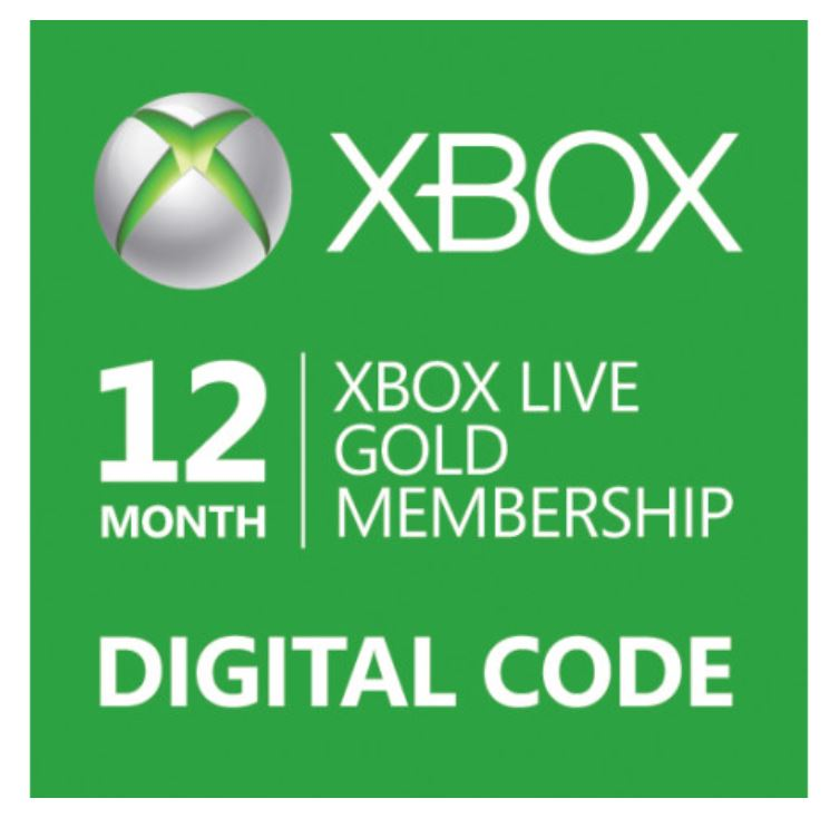 Xbox Live GOLD 12 months (Russian + World)